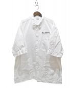 WILLY CHAVARRIA(ウィリーチャバリア)の古着「オーバーサイズワークシャツ」