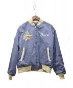 Buzz Ricksons(バズリクソンズ)の古着「ツアージャケット」|ネイビー