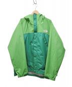 THE NORTH FACE(ザノースフェイス)の古着「ドットショットジャケット」|グリーン