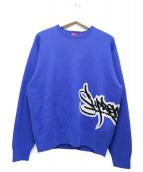 Supreme(シュプリーム)の古着「タグロゴセーター」