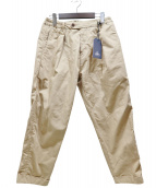LEVIS MADE&CRAFTED(リーバイスメイドクラフテッド)の古着「タックパンツ」|ベージュ