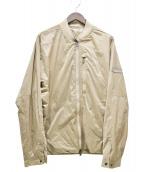 TATRAS(タトラス)の古着「ウォッシュドナイロンボマージャケット」|ベージュ