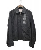 Rags McGREGOR(ラグス マクレガー)の古着「DRIZZLER JKT」 ブラック