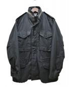 Buzz Ricksons(バズリクソンズ)の古着「M65ジャケット」 ブラック