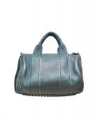 ALEXANDER WANG(アレキサンダーワン)の古着「Mini Rockie Bag」|グリーン
