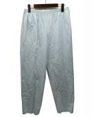 CellarDoor(セラドール)の古着「リップストップコットンイージイーパンツ」|スカイブルー
