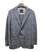 T-JACKET By TONELLO(ティージャケットバイトネッロ)の古着「テーラードジャケット」|グレー