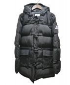 CAPE HEIGHTS(ケープハイツ)の古着「80/20ダウンコート/DALMENY」|ブラック