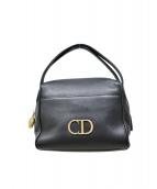 Christian Dior(クリスチャン ディオール)の古着「ハンドバッグ」|ブラック