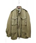 Buzz Ricksons(バズリクソンズ)の古着「M-65フィールドジャケット」 カーキ