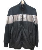 DIESEL(ディーゼル)の古着「トラックジャケット」|ブラック