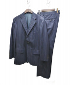 POLO RALPH LAUREN(ポロ バイ ラルフローレン)の古着「3Bセットアップスーツ」|ネイビー
