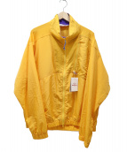 Battenwear(バテンウェア)の古着「NYLON JUMP JACKET」|オレンジ