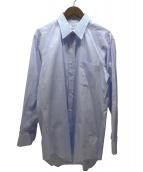 LANVIN COLLECTION(ランバンラコレクション)の古着「長袖シャツ」|ブルー