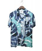 RHC Ron Herman(アールエイチシー ロンハーマン)の古着「アロハシャツ」|ブルー