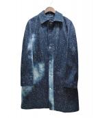 LOUIS VUITTON(ルイヴィトン)の古着「ギャラクシーダスターコート」|ネイビー