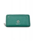 Samantha Thavasa PETIT CHOICE(サマンサタバサプチチョイス)の古着「長財布」|グリーン