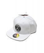 NIKE×PARIS SAINT-GERMAIN(ナイキ×パリサンジェルマン)の古着「JORDAN PRO CAP PSG」 ホワイト