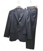 DOLCE & GABBANA(ドルチェ&ガッバーナ)の古着「セットアップスーツ」|ブラック