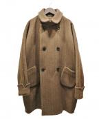 CANTATE(カンタータ)の古着「19AWドルマンスリーブコート」|ブラウン