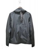 DESCENTE ALLTERRAIN(デザイント オルテライン)の古着「19AW SCHEMATECH SHIELD PARAHEM」|グレー