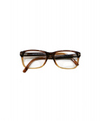 TOM FORD(トム フォード)の古着「ウェリントン眼鏡」|ブラウン