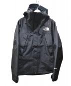 THE NORTH FACE(ザノースフェイス)の古着「Mountain Jacket」 ブラック