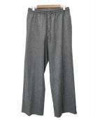 UNDERCOVER(アンダーカバー)の古着「フラノイージーパンツ」|グレー