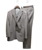 BEAMS(ビームス)の古着「トレーニョSUPER110s 3Bスーツ」|グレー