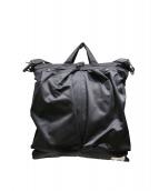 F/CE.(エフシーイー)の古着「SATIN 3WAY HELMET」|ブラック