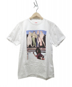 Supreme(シュプリーム)の古着「19AW American Picture Tee」 ホワイト