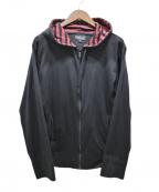 agnes b(アニエスベー)の古着「J000 BLOUSONジップパーカー」|ブラック