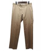Paul Stuart(ポールスチュアート)の古着「20SS スラックス」|ブラウン