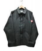 C.E(シーイー)の古着「オーバーサイズドジップジャケット」 ブラック