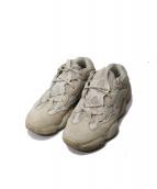 adidas(アディダス)の古着「Yeezy 500 Blush」|アイボリー