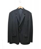 YohjiYamamoto pour homme(ヨウジヤマモトプールオム)の古着「2WAYカラー2Bテーラードジャケット」 ブラック