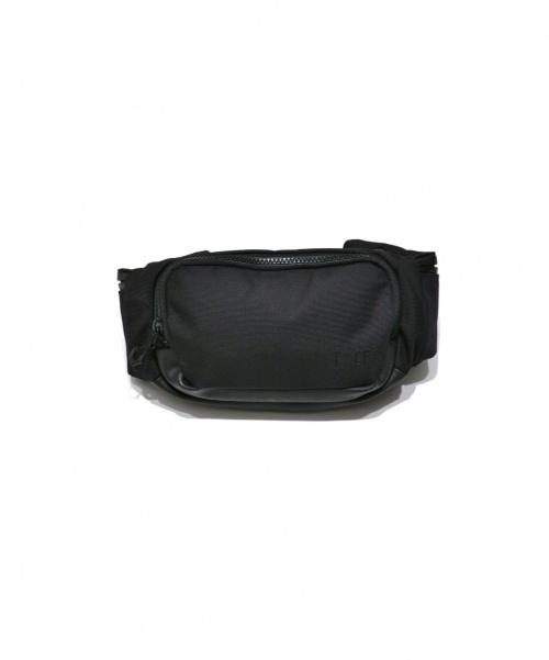 F/CE.(エフシーイー)F/CE. (エフシーイー) AU WEIST BAG ブラック AUTHENTIC LINE  AU0014の古着・服飾アイテム