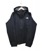 THE NORTH FACE(ザノースフェイス)の古着「GORE-TEXクライムジャケット」|ブラック