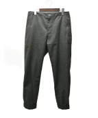 DESCENTE PAUSE(デサントポーズ)の古着「別注イージースラックス」|グレー