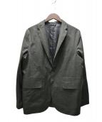 DESCENTE PAUSE(デサントポーズ)の古着「別注イージーテーラードジャケット」|グレー