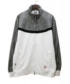 NIKE(ナイキ)の古着「JORDAN 3 JACKET」|ホワイト×ブラック