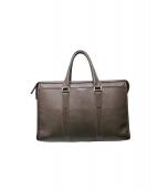 土屋鞄(ツチヤカバン)の古着「プロータ防水スタンダードレザーブリーフケース」|ブラウン
