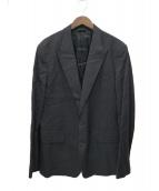 DOLCE & GABBANA(ドルチェアンドガッバーナ)の古着「テーラードジャケット」|グレー