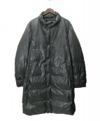 ISSEY MIYAKE(イッセイミヤケ)の古着「パデッドコート」|グレー