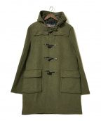 GLOVER ALL(グローバーオール)の古着「Kale Duffle coat」|グリーン