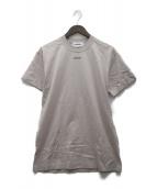 ()の古着「ロゴプリントTシャツ」|グレー