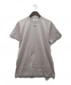 AMBUSH(アンブッシュ)の古着「ロゴプリントTシャツ」 グレー