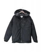NANGA(ナンガ)の古着「AURORA DOWN JACKET」|ブラック