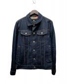 BLACK LABEL CRESTBRIDGE(ブラックレーベル・クレストブリッジ)の古着「デニムジャケット」|インディゴ