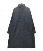 Gymphlex(ジムフレックス)の古着「20SS 別注SWING COAT」 ネイビー